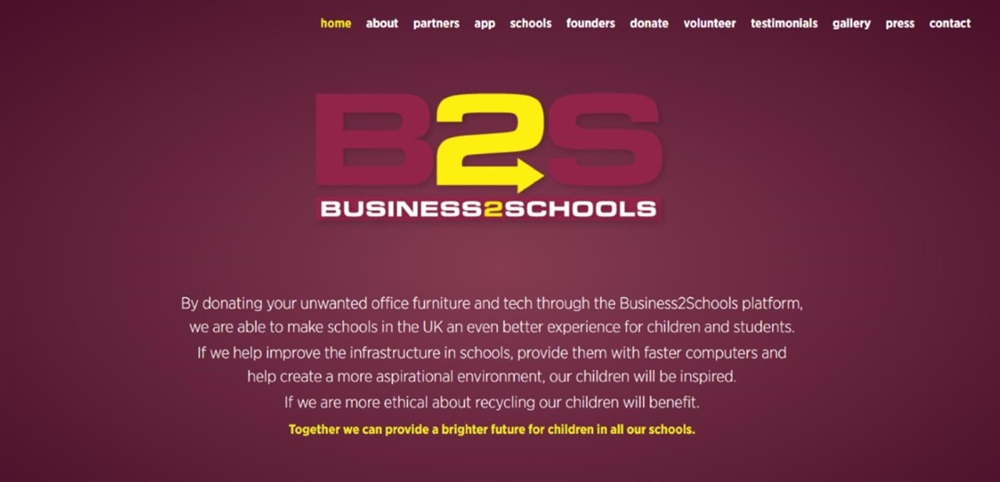 A Big Thank You To Business2Schools