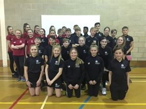 Sportshall Athletics Competition