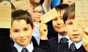 Local Primary Schools Learn All About Rights at The Regis School