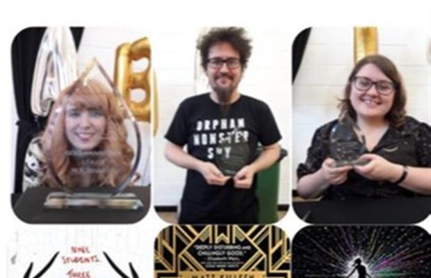 Amazing Book Awards Ceremony