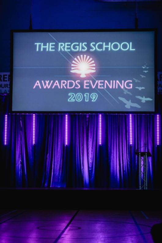 Regis School Awards Evening